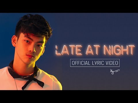Key - Late at Night [Official Lyric Video]
