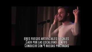 Neil Hilborn - Static Electricity (subtitulado al español)
