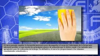 Gobernanta Residencias Tercera Edad - Cursos Online