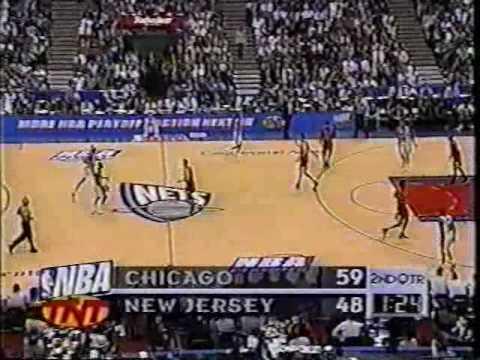 Michael Jordan 1998 Playoffs: Gm 3 Masterpiece Vs. NJ, 38pts