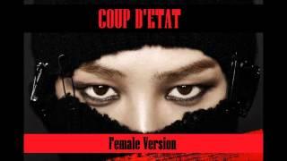 Gambar cover G-Dragon - COUP D'ETAT [Female Version]