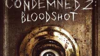 cGRundertow CONDEMNED 2: BLOODSHOT for Xbox 360 Video Game Review
