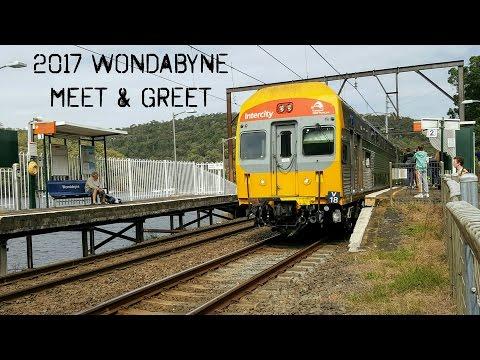 Sydney Trains Vlogs: 2017 Wondabyne Meet & Greet