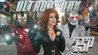 Ultron Funk - Avengers: Era de Ultrón - Parodia Musical (Español Latino) Video