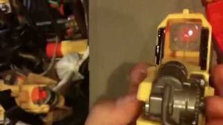 nerf pin point sight