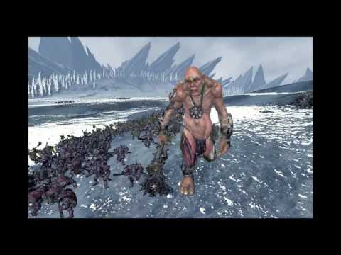 Blood for the blood god Orcs vs Bretonnia |