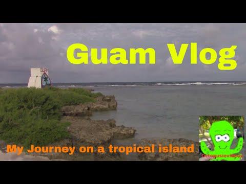 Guam Vlog - My Journey on a Tropical Island