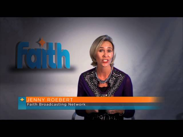 BUILD your FAITH with Ps Jenny Roebert (Day 1)