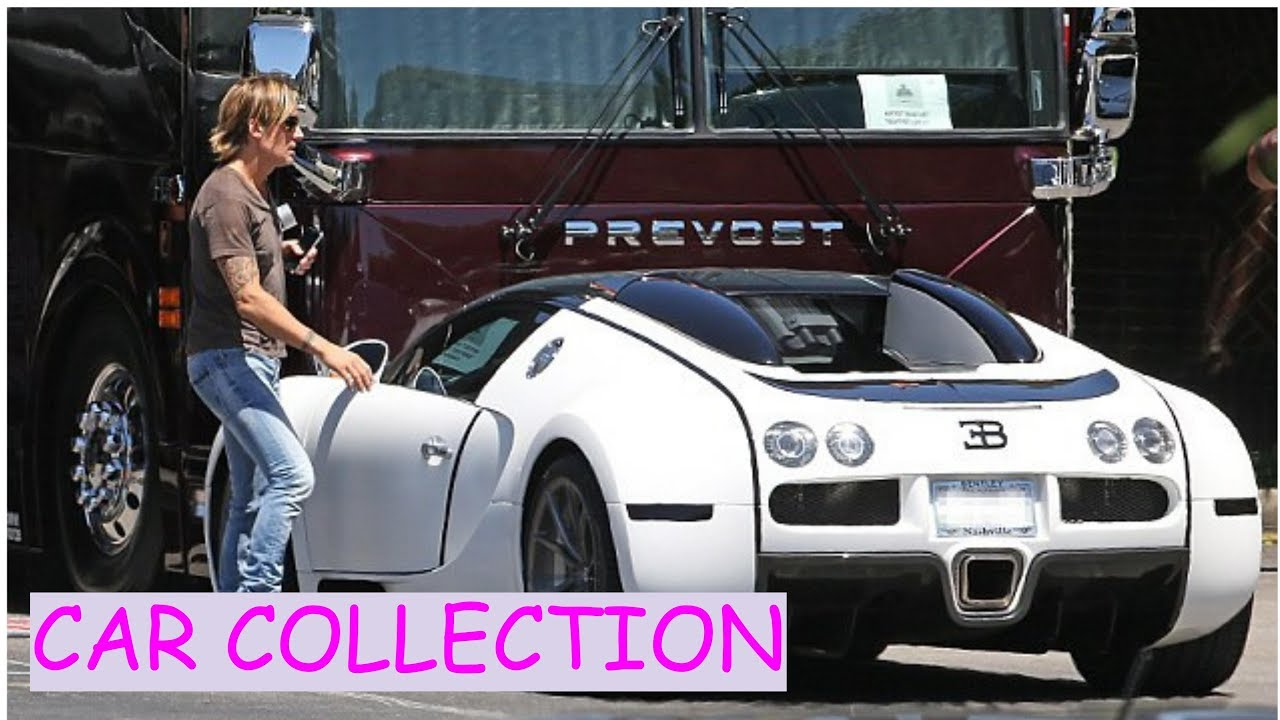 Abandoned Cars In Dubai >> Keith urban car collection - YouTube