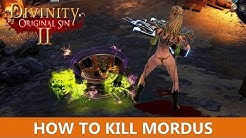 How to kill Mordus - Tips & tricks (Divinity Original Sin 2)