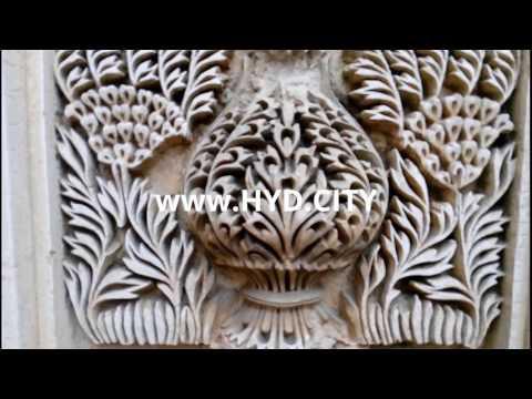 Full Video Tour of Paigah Tombs, Taj Mahal of south, Hyderabad HD