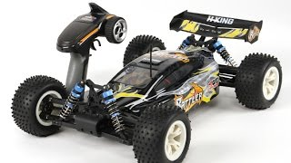 H.King Rattler 1/8 4WD Buggy Final Thoughts