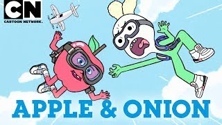 Apple & Onion Theme Song | Cartoon Network