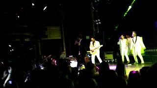 Blas Cantó Joy Eslava 28 /04 /2018  Kiss