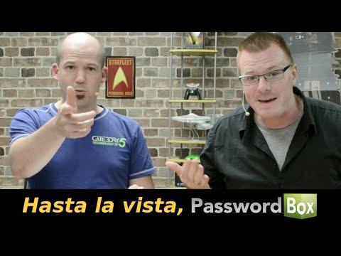 Export Passwords from PasswordBox to CSV