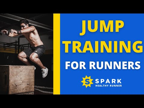 Jump Training For Running [Plyometric Box Exercises] Hamden CT: SPARK Physical Therapy (2020)
