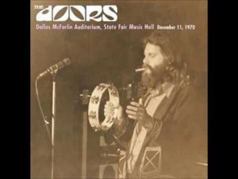 Riders On The Storm - The Doors - Dallas State Fare 1970