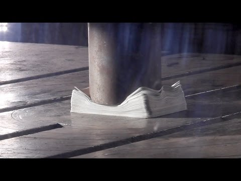 Download Youtube: Hydraulic Press in Slow Motion - The Slow Mo Guys