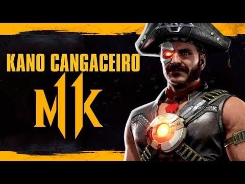 Kano Kangaceiro revelado , Salsicha no Mortal Kombat 11 e muitas novidades de MK11 pro Brasil thumbnail