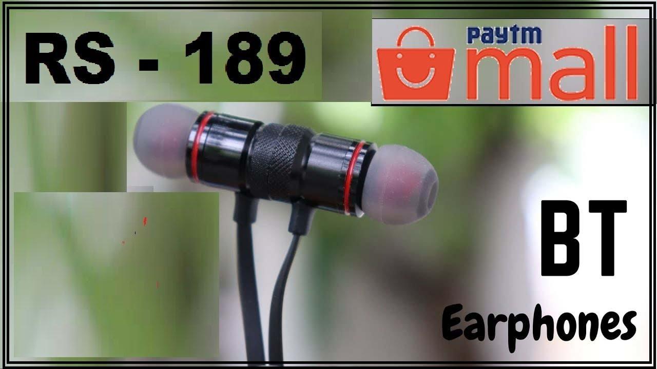 Bluetooth Earphones Under 200 Bluetooth Earphones Cheap Price Youtube