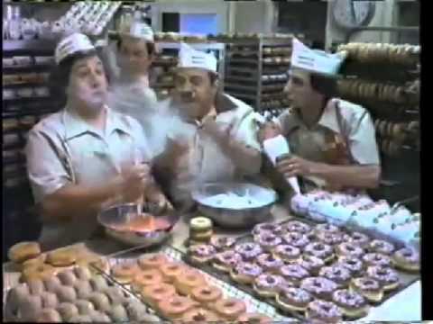Dunkin Donuts -Time to Make the Donuts w/Fred the Baker (1981)