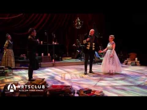 ONEGIN by Amiel Gladstone and Veda Hille - Arts Club
