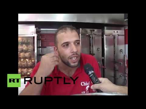 Syria: Life continues in war-torn Aleppo