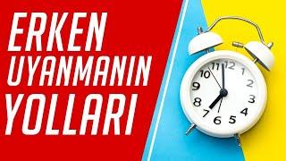 Uyku Düzenimi Nasıl Kurabilirim? Kaliteli Uyku Uyumak ! Erken Uyanmanın Yolları #YKS #Uyku