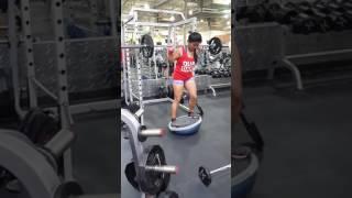 buso ball squat