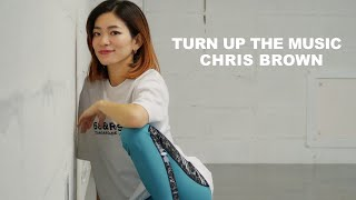 Tune Up The Music - Chris Brown - Dance Choreography by SAKI Performed by Satoco for JUNIOR