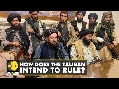 WION Live Broadcast | How does the Taliban intend to rule? | Latest World English News | WION News