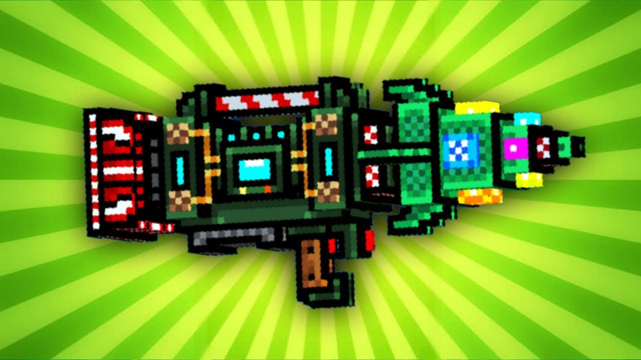 Pixel Gun 3D , Christmas Ultimatum [Review]