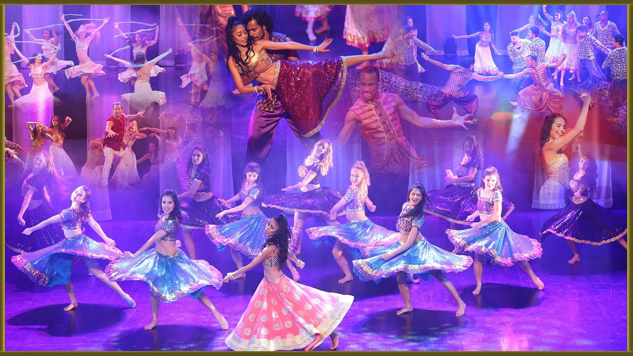 LIVE BOLLYWOOD DANCE SPECTACULAR. HD | Indian Musical London | Full Feature Performance
