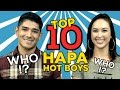 Download Top 10 Hapa Hollywood Hot Boys MP3 song and Music Video