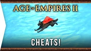 Cheating! ► Age of Empires 2: Definitive Edition - Cheat Codes
