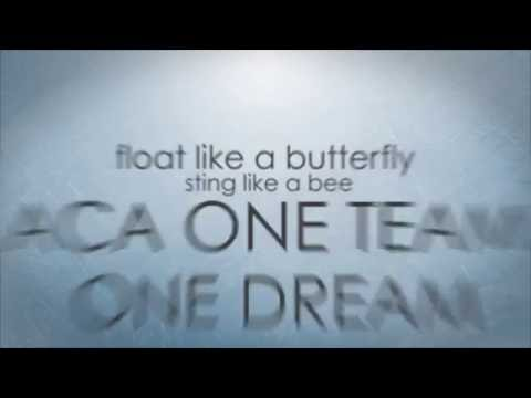 Float Like a Butterfly - Aylesbury Cheerleading Academy [Lyric Video]