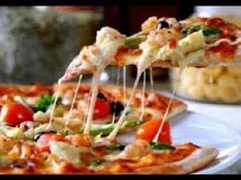 صورة  طريقة عمل البيتزا طريقة عمل بيتزا بالفراخ علي اصولها طريقة عمل البيتزا بالفراخ من يوتيوب