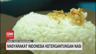Masyarakat Indonesia Ketergantungan Nasi