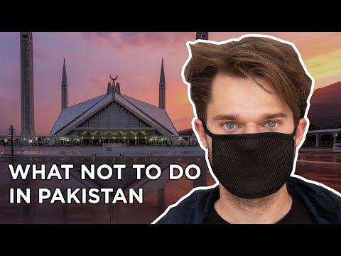 10 Things NOT to do in PAKISTAN (watch before you go)