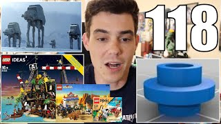The IMPOSSIBLE LEGO Piece? SMALLEST LEGO Set? Best Star Wars Battle Scene | ASK MAndRproductions 118