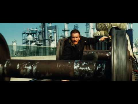The Island: Highway Chase Scene HD 720p