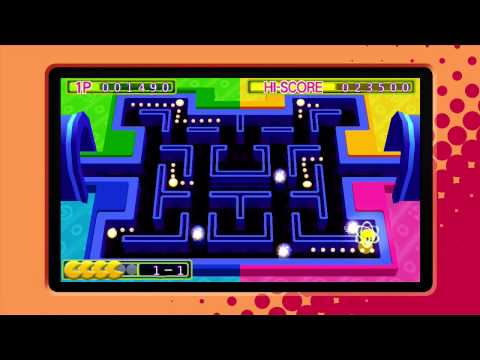 Pac Man Museum: Xbox 360 Review