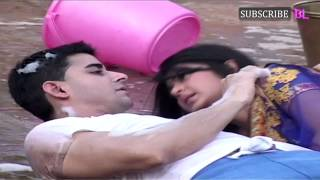 SEQUENCE | ON LOCATION TV SHOW SARASWATICHANDRA | 7TH FEB 2014