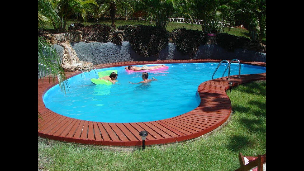 Pool Deck Designs | Swimming Pool Decks Can Make Any Pool A Treasure