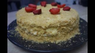 Торт Чудо / Торт / Рецеп торта / Вкусный рецепт торты