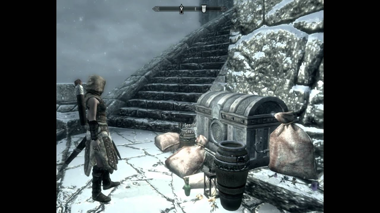 Skyrim: Flycam Mode and Console Commands by SageFic
