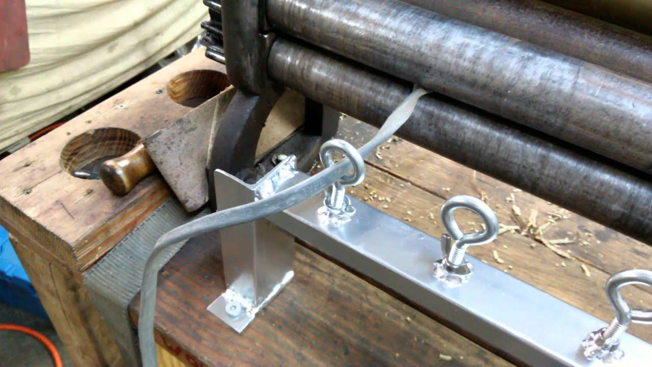 Bens  Bullwinkel  Homebuilt Wire Stripping Machine