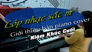 Niệm Khúc Cuối - piano solo - Linh Nhi - free sheet music