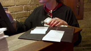 Rethinking wages for tipped workers