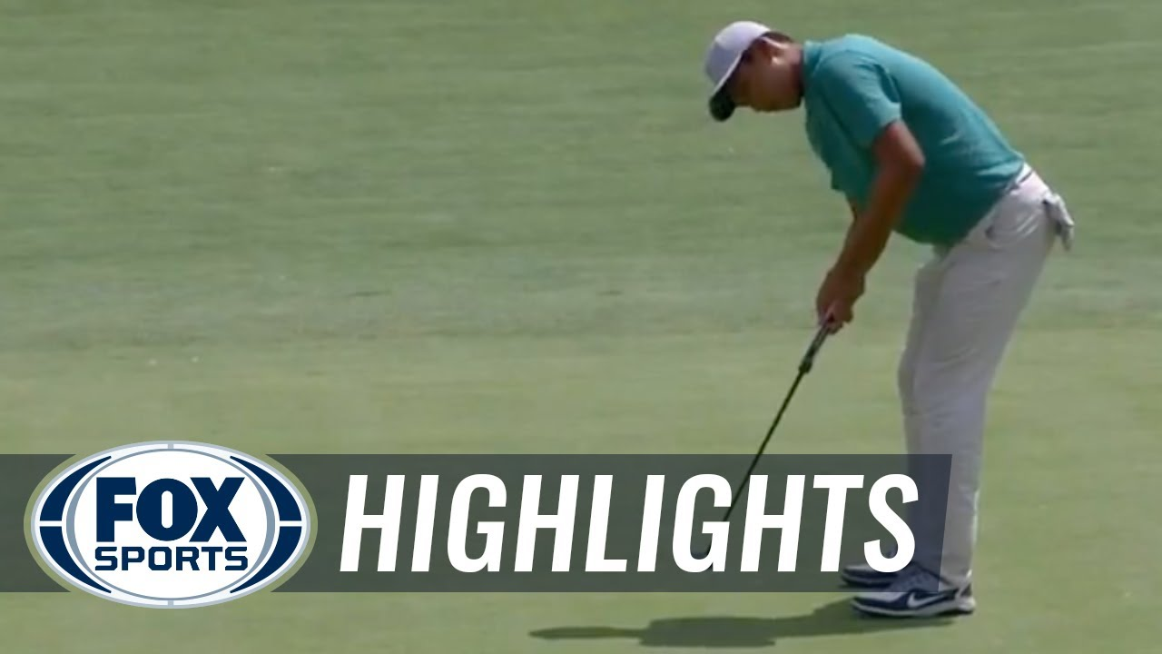 Preston Summerhays, Bo Jin advance to the finals | 2019 U.S. Junior Amateur Open Highlights